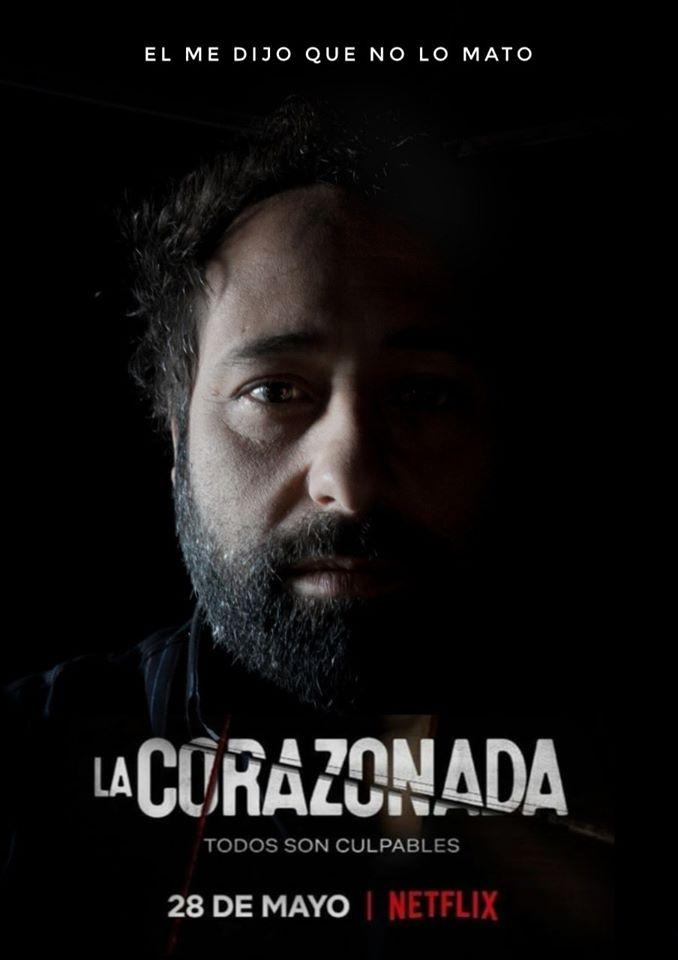 """El funense Sebas Mogordoy en la película """"La Corazonada"""" de Netflix"""