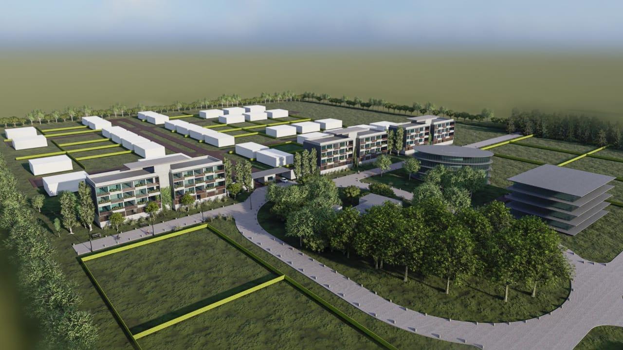 Se viene mega urbanización con nuevo barrio cerrado muy cerca de la Autopista