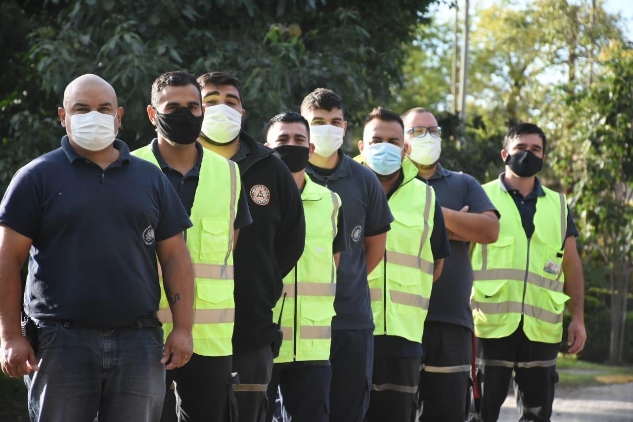 Un año de servicio: Protección Civil festeja su primer aniversario