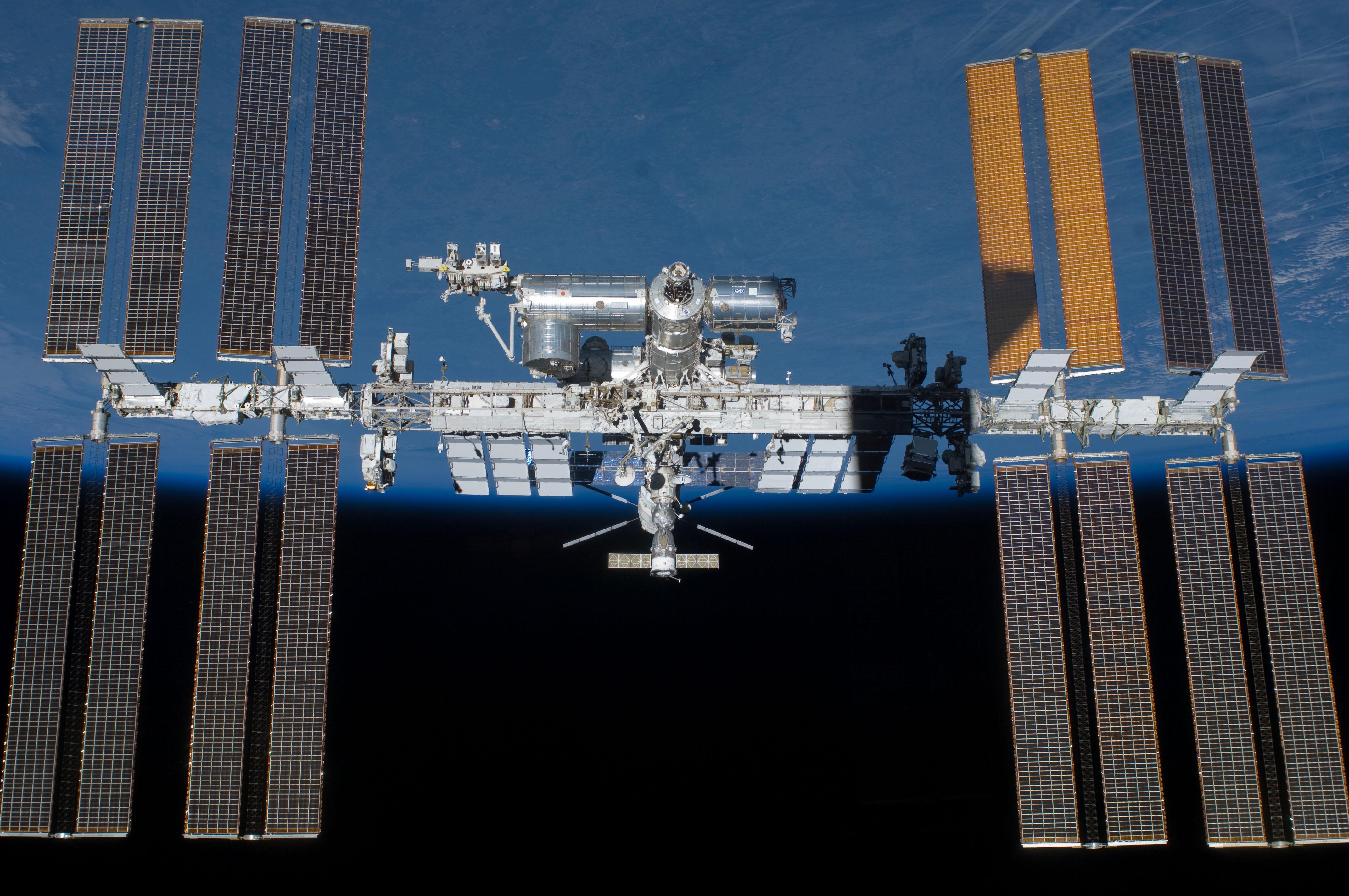 Mirá para arriba: hoy se verá la Estación Espacial Internacional desde Funes