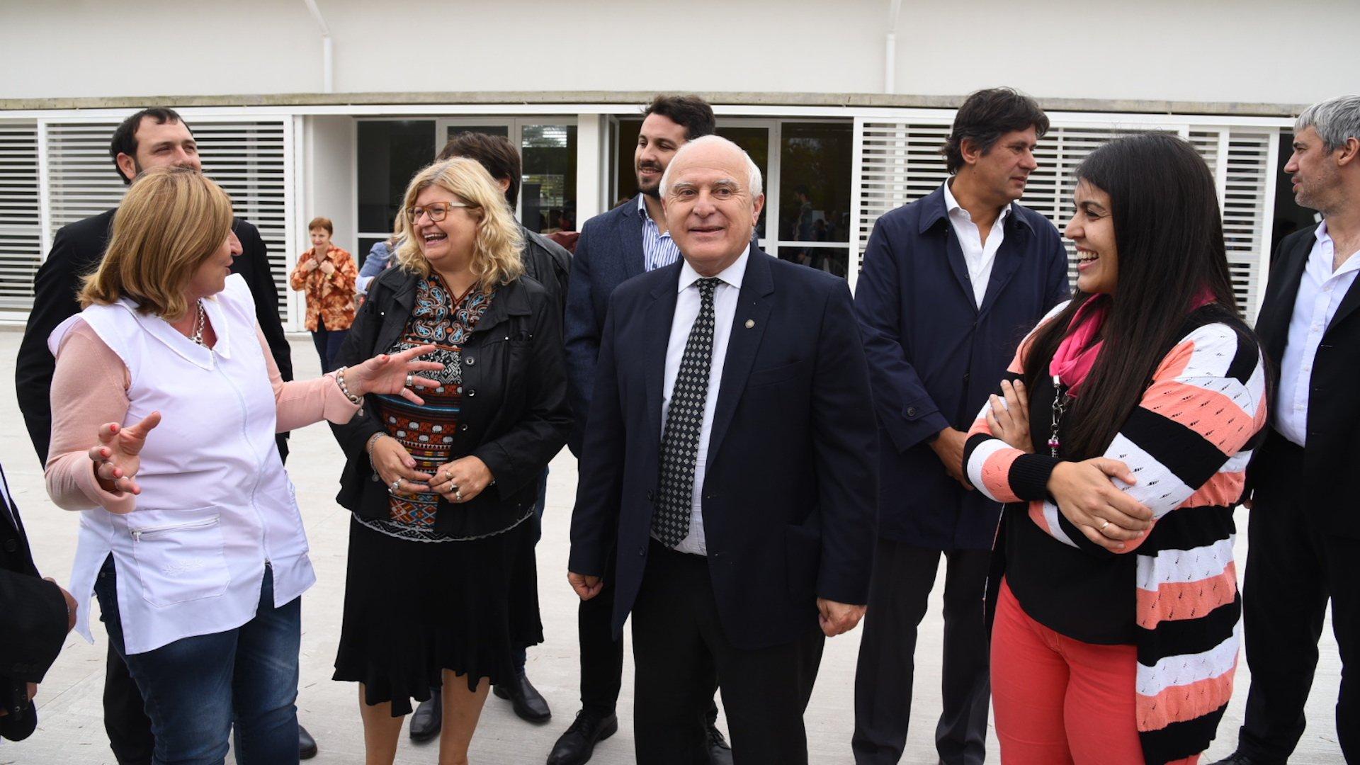 La política de Funes le da su último adiós a Miguel Lifschitz