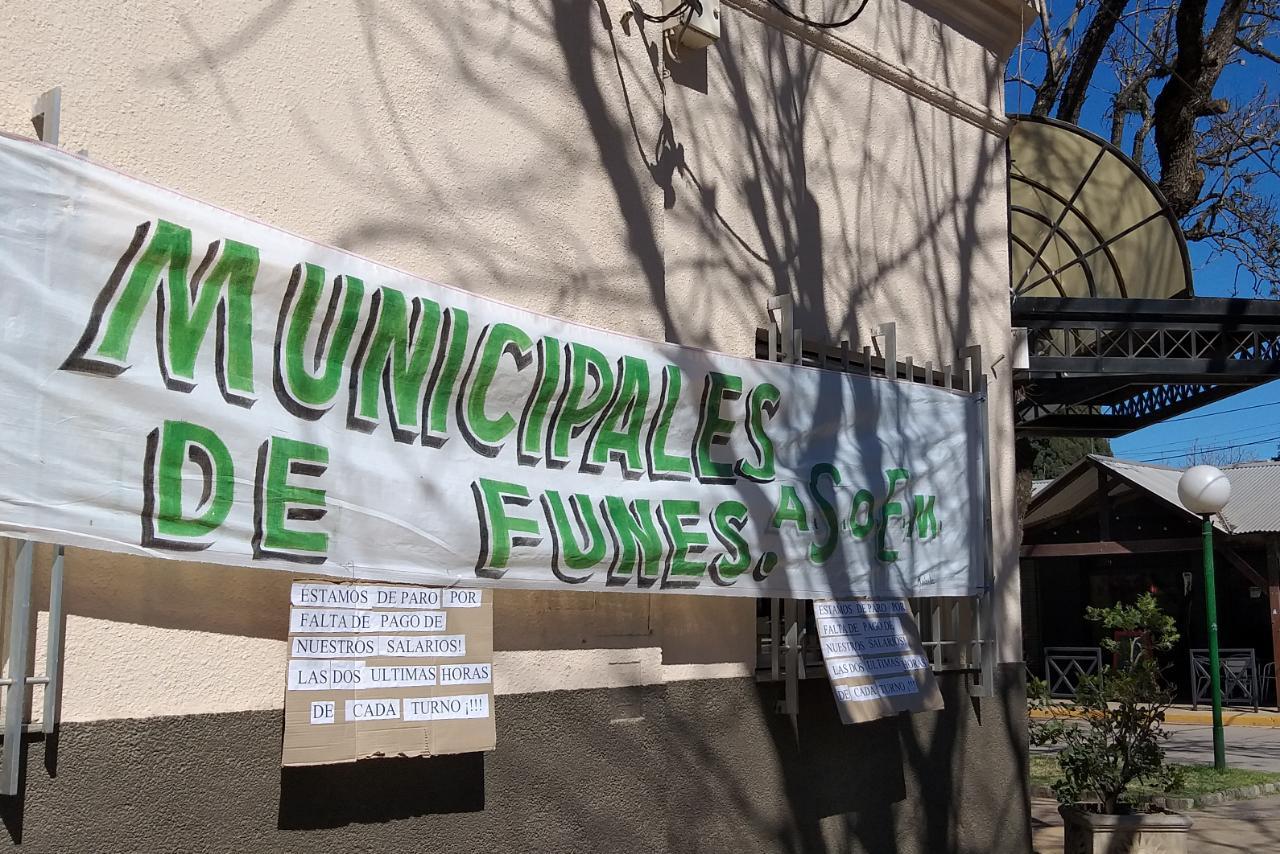 Una tregua: Municipales postergaron el paro a la espera de una nueva reunión paritaria