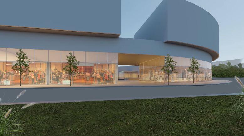 Así será Aeropuerto Mall, el megaproyecto comercial frente al Islas Malvinas