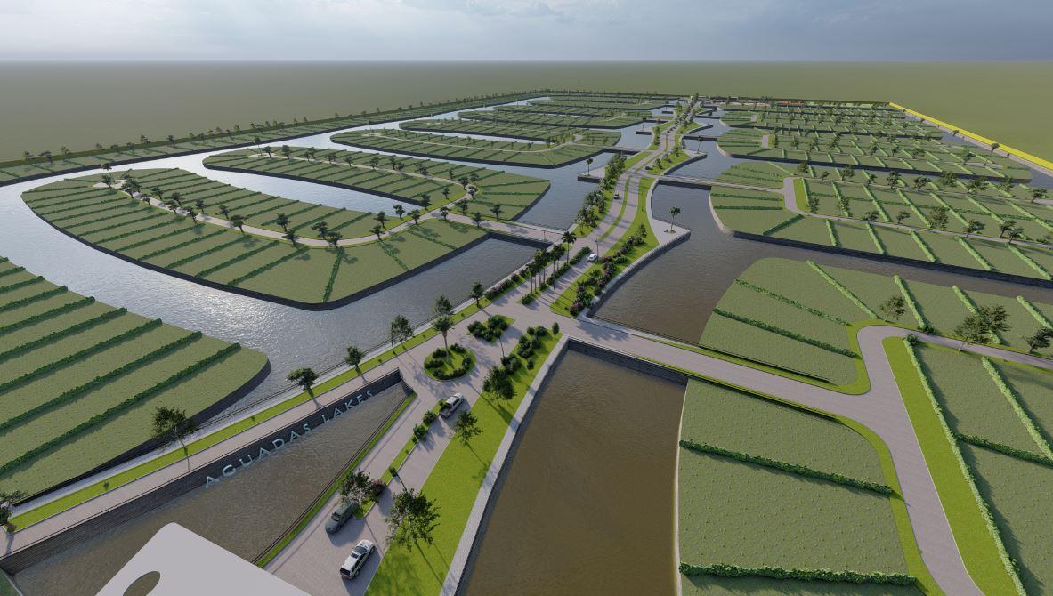 Luz verde del Concejo para el nuevo barrio cerrado con islas artificiales