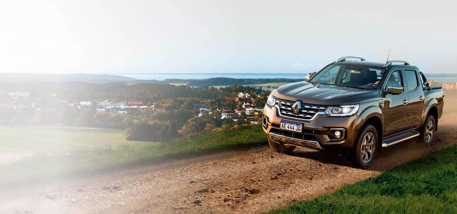 Circular trae la nueva camioneta de Renault a Funes con test drive incluido