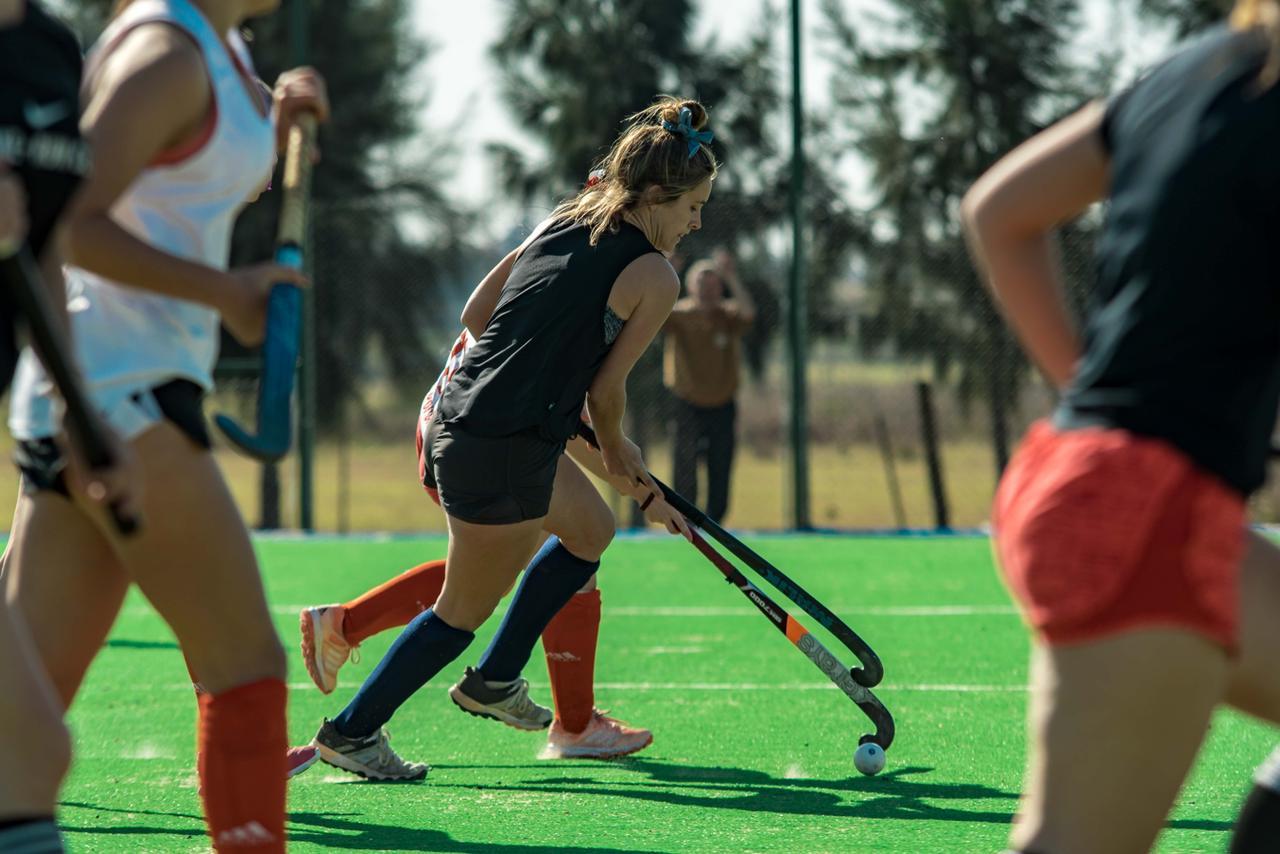 Hockey y fútbol para los sábados de super acción en Damfield