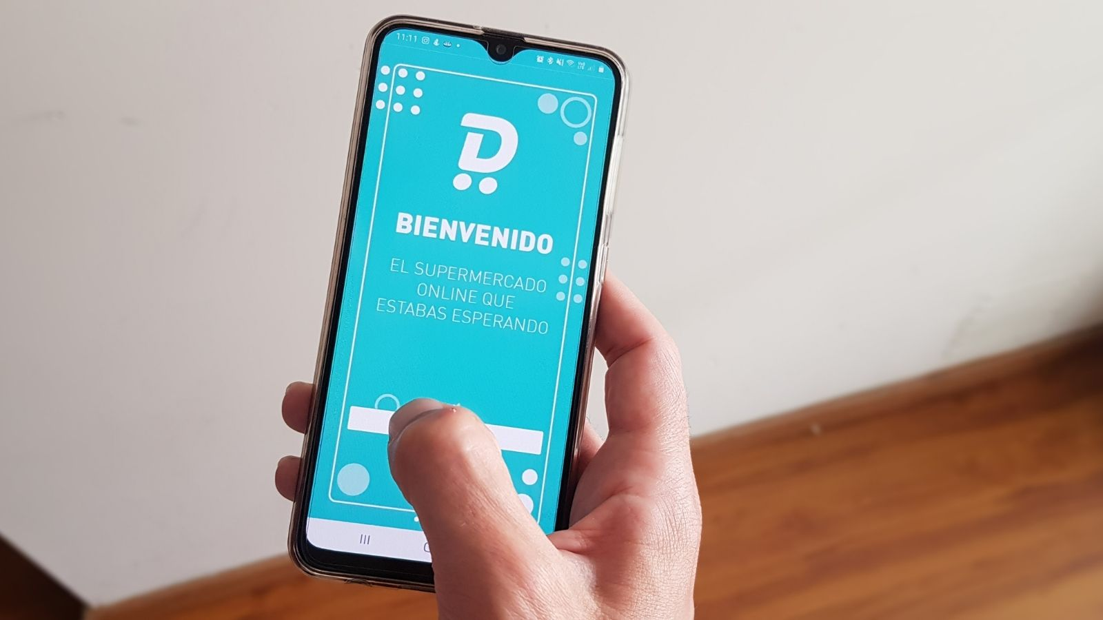 Traen a Funes un supermercado virtual para comprar desde el celular