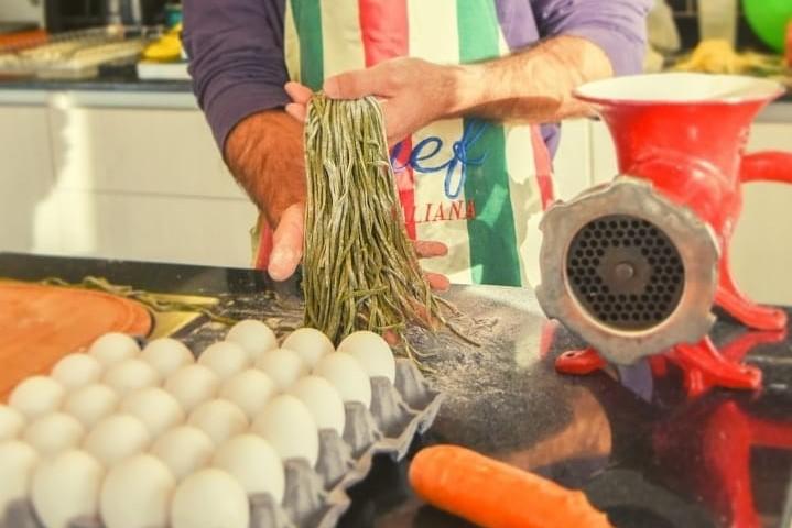 Taranto pastas se transforma en mercado y se expande a Rosario